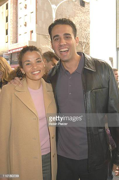 actor Bobby Cannavale wife Jenny Lumet during A Year with Frog Toad Opens on Broadway at the cort Theatre in New York New York United States