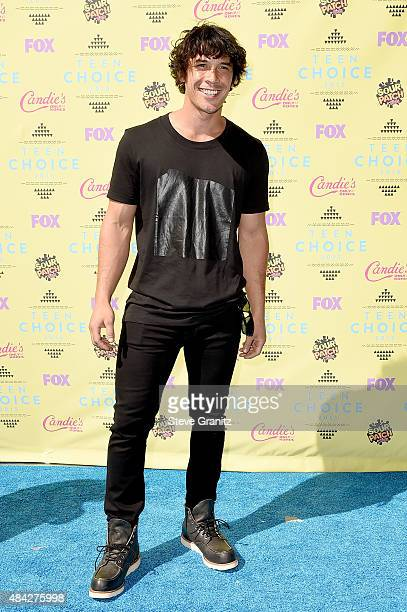 Actor Bobby Morley attends the Teen Choice Awards 2015 at the USC Galen Center on August 16 2015 in Los Angeles California