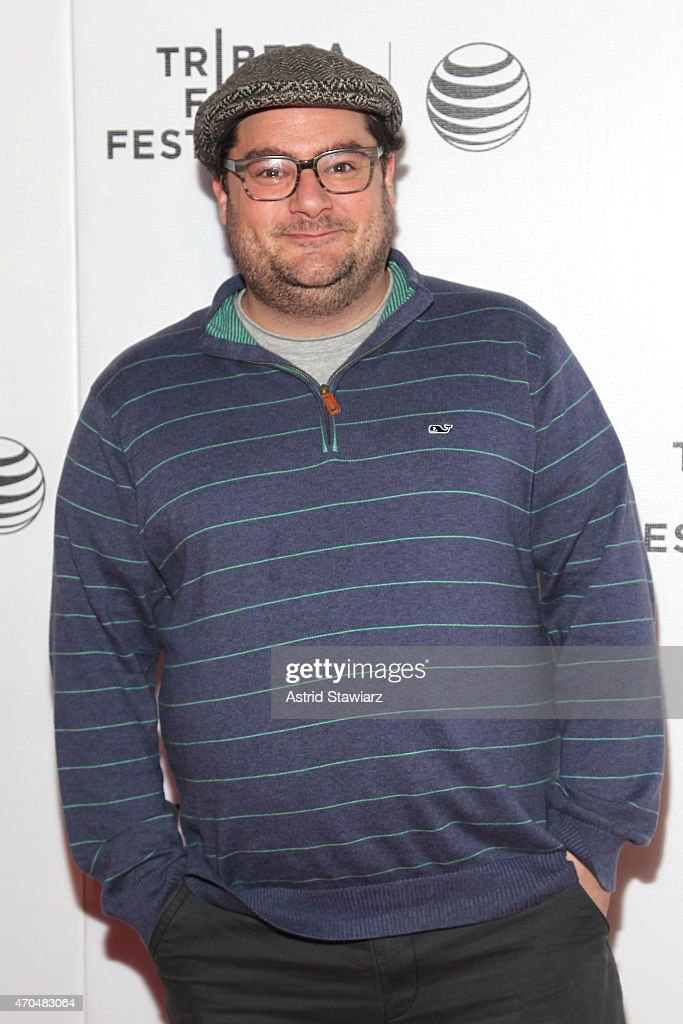 Actor Bobby Moynihan attends the premiere of 'Slow Learners' during the 2015 Tribeca Film Festival at Spring Studio on April 20, 2015 in New York City.