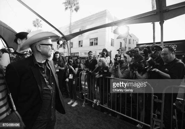 "Actor Bobcat Goldthwait at The World Premiere of Marvel Studios' ""Guardians of the Galaxy Vol 2"" at Dolby Theatre in Hollywood CA April 19th 2017"