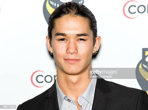 Actor Booboo Stewart attends Asian Americans In Hollywood during The 5th Annual Philadelphia Asian American Film Festival Presented by HBO at...