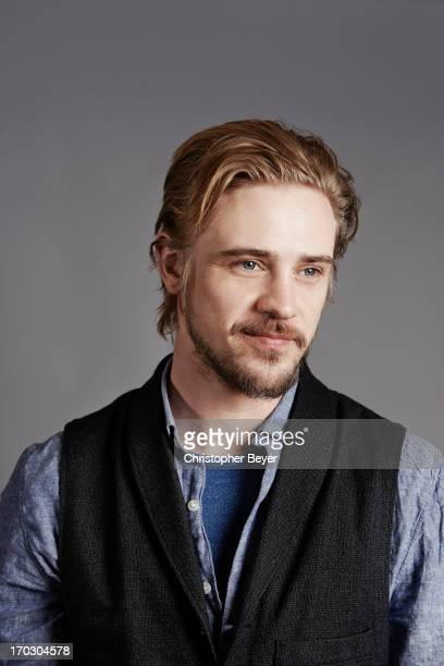 Actor Boyd Holbrook is photographed at the Sundance Film Festival for Entertainment Weekly Magazine on January 21 2013 in Park City Utah