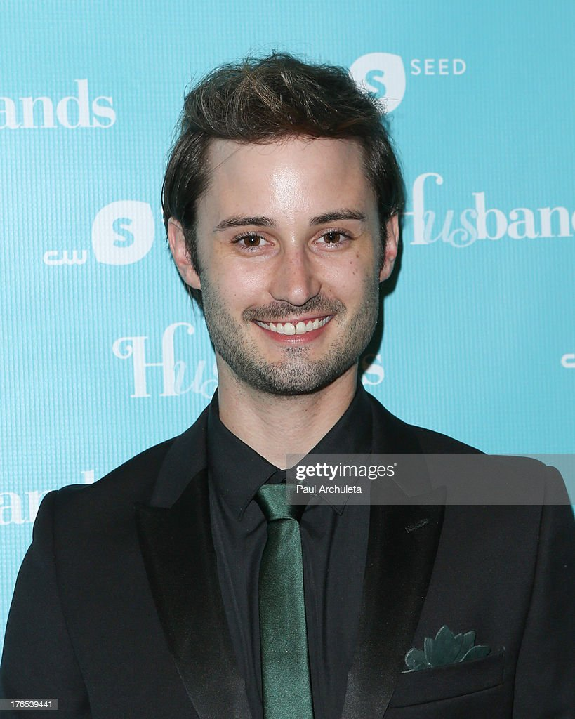 Actor Brad Bell attends the premiere of 'Husbands' at The Paley Center for Media on August 14, 2013 in Beverly Hills, California.