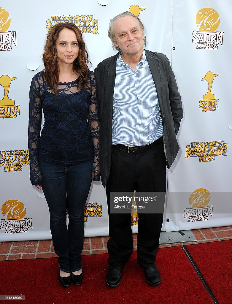 40th annual saturn awards arrivals getty images