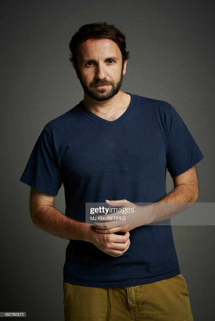 Actor Brad Everett Young poses for a portrait at the Getty Images Portrait Studio Powered By Samsung Galaxy at Comic-Con International 2014 at Hard Rock Hotel San Diego on July 27, 2014 in San Diego, California.