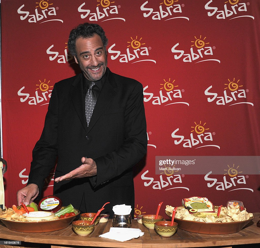 Actor Brad Garrett in the 2013 Writers Guild Awards Backstage Creations Celebrity Retreat on February 17, 2013 in Los Angeles, California.