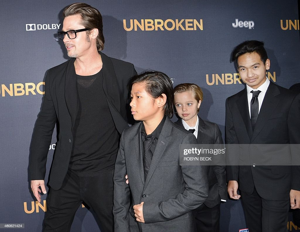 """Premiere Of Universal Studios' """"Unbroken"""" - Arrivals ..."""