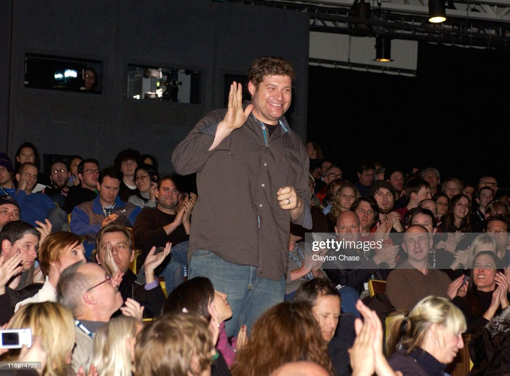 Actor Brad William Henke attends a screening of 'Choke' at the Racquet Club Theatre during 2008 Sundance Film Festival on January 21, 2008 in Park City, Utah.