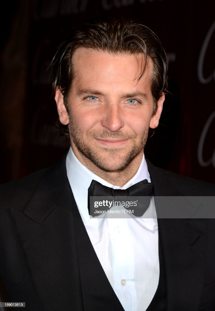 Actor <a gi-track='captionPersonalityLinkClicked' href=/galleries/search?phrase=Bradley+Cooper&family=editorial&specificpeople=680224 ng-click='$event.stopPropagation()'>Bradley Cooper</a> arrives at the 24th annual Palm Springs International Film Festival Awards Gala at the Palm Springs Convention Center on January 5, 2013 in Palm Springs, California.