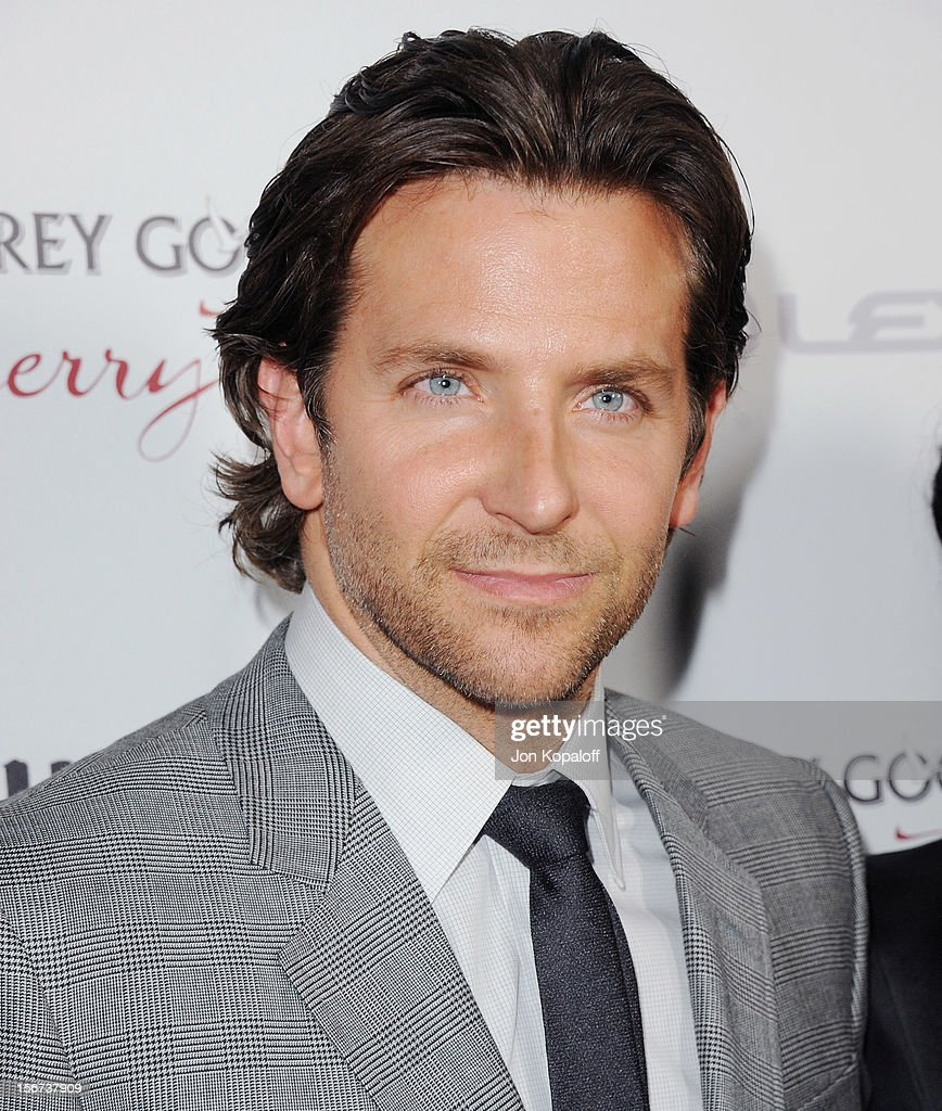 Actor Bradley Cooper arrives at the Los Angeles Premiere 'Silver Linings Playbook' at the Academy of Motion Picture Arts and Sciences on November 19, 2012 in Beverly Hills, California.
