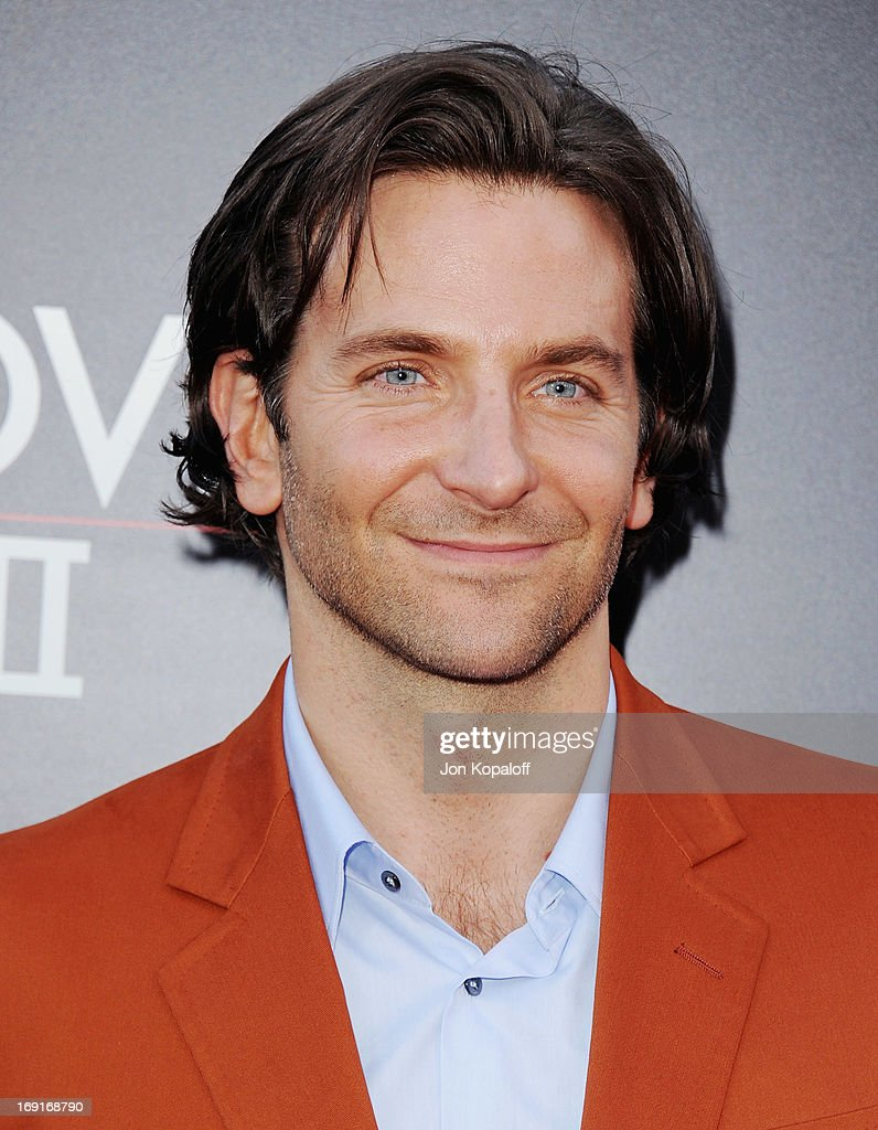 Actor <a gi-track='captionPersonalityLinkClicked' href=/galleries/search?phrase=Bradley+Cooper&family=editorial&specificpeople=680224 ng-click='$event.stopPropagation()'>Bradley Cooper</a> arrives at the Los Angeles Premiere 'The Hangover: Part III' at Westwood Village Theatre on May 20, 2013 in Westwood, California.