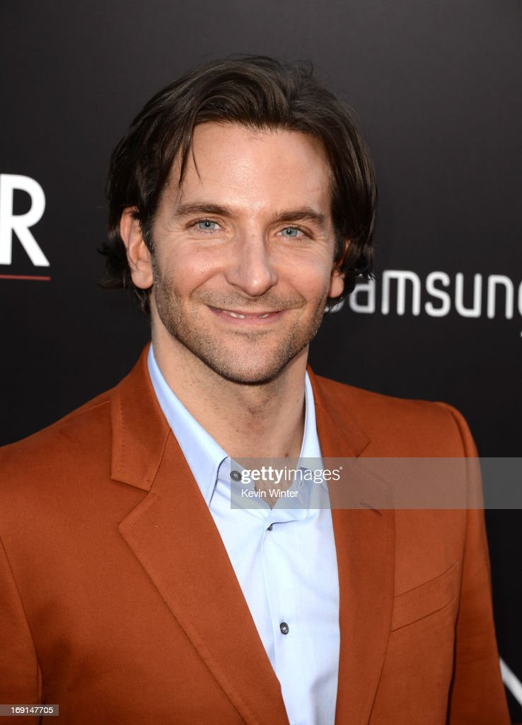 Actor <a gi-track='captionPersonalityLinkClicked' href=/galleries/search?phrase=Bradley+Cooper&family=editorial&specificpeople=680224 ng-click='$event.stopPropagation()'>Bradley Cooper</a> arrives at the premiere of Warner Bros. Pictures' 'Hangover Part 3' on May 20, 2013 in Westwood, California.