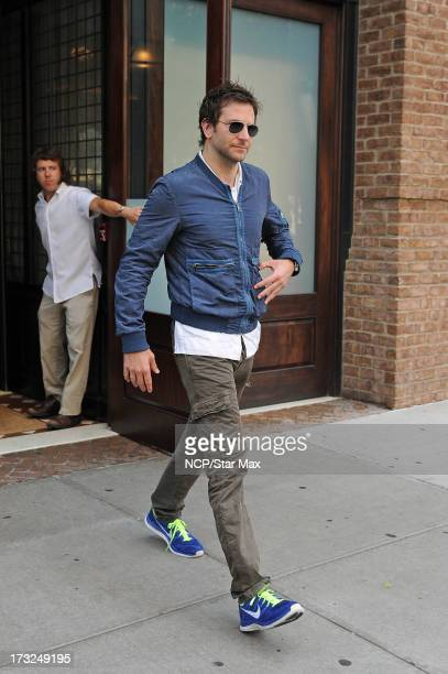 Actor Bradley Cooper as seen on July 10 2013 in New York City
