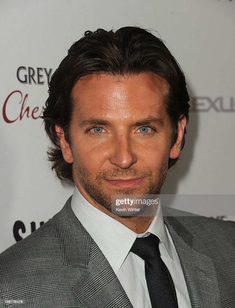 Actor Bradley Cooper attends a screening of The Weinstein Company's 'Silver Linings Playbook' at the Academy of Motion Picture Arts and Sciences on November 19, 2012 in Beverly Hills, California.