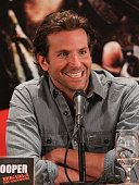 Actor Bradley Cooper attends 'The ATeam' press conference at the Four Seasons Hotel on June 1 2010 in Mexico City Mexico
