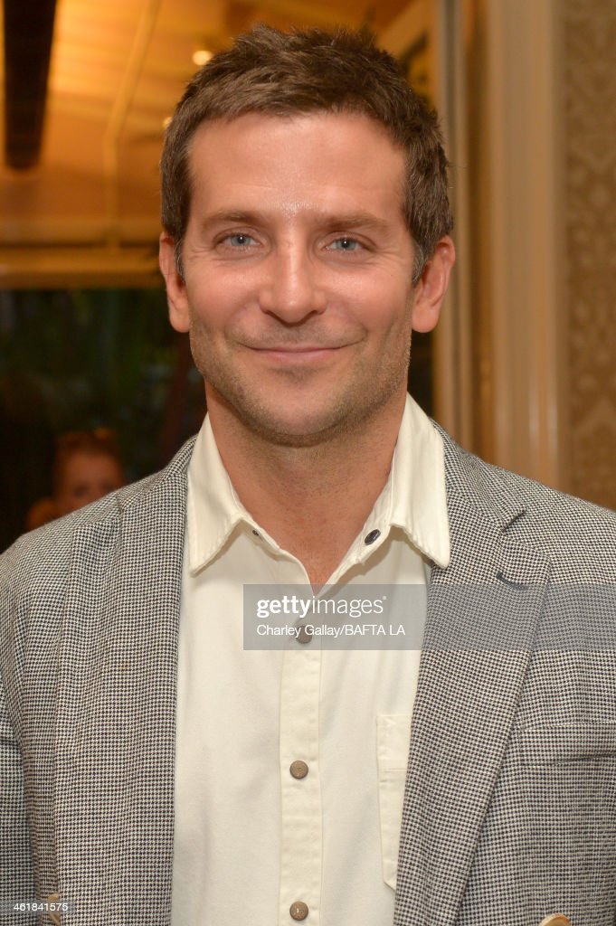 Actor <a gi-track='captionPersonalityLinkClicked' href=/galleries/search?phrase=Bradley+Cooper&family=editorial&specificpeople=680224 ng-click='$event.stopPropagation()'>Bradley Cooper</a> attends the BAFTA LA 2014 Awards Season Tea Party at the Four Seasons Hotel Los Angeles at Beverly Hills on January 11, 2014 in Beverly Hills, California.