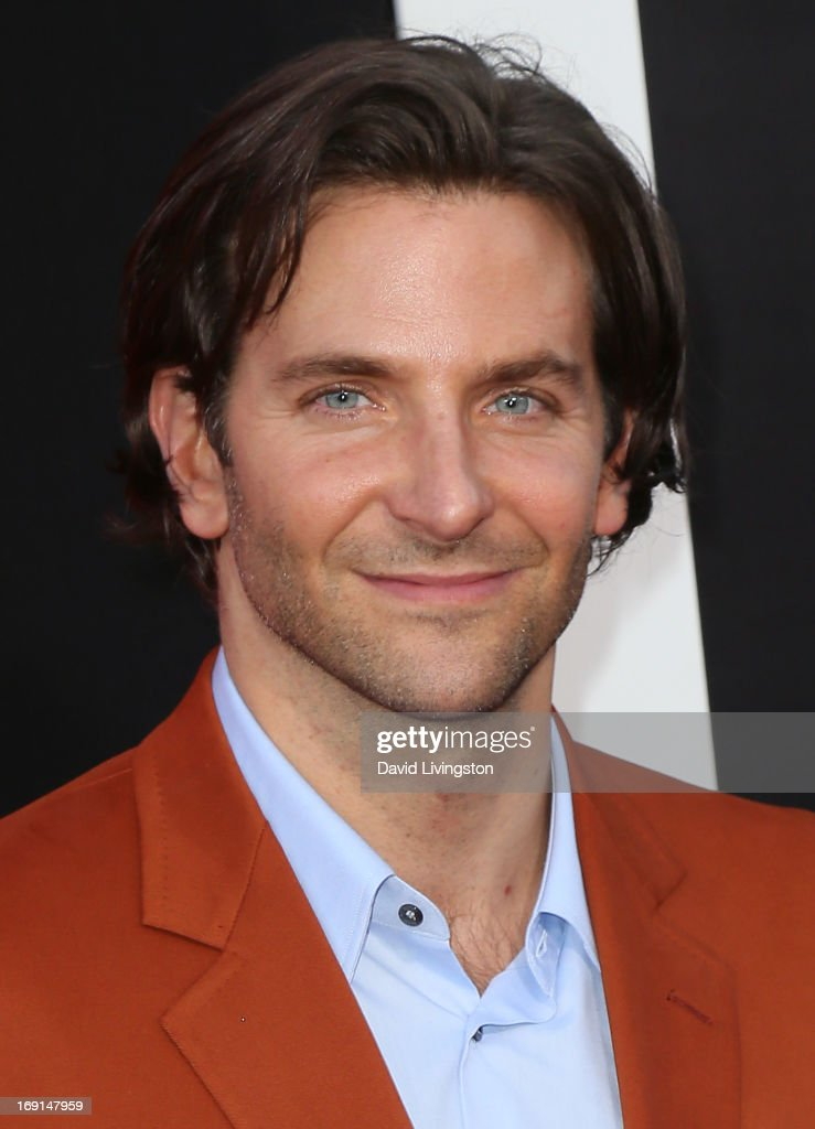 Actor <a gi-track='captionPersonalityLinkClicked' href=/galleries/search?phrase=Bradley+Cooper&family=editorial&specificpeople=680224 ng-click='$event.stopPropagation()'>Bradley Cooper</a> attends the premiere of Warner Bros. Pictures' 'Hangover Part III' at the Westwood Village Theater on May 20, 2013 in Westwood, California.