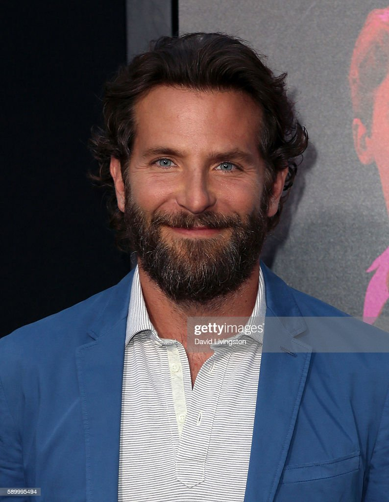 Actor Bradley Cooper attends the premiere of Warner Bros Pictures' 'War Dogs' at the TCL Chinese Theatre on August 15 2016 in Hollywood California