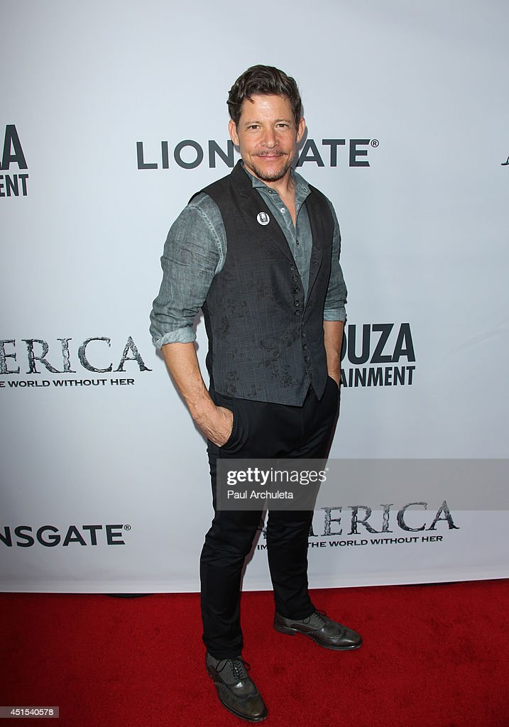 Actor Bradley Gregg attends the premiere of 'America' at Regal Cinemas L.A. Live on June 30, 2014 in Los Angeles, California.