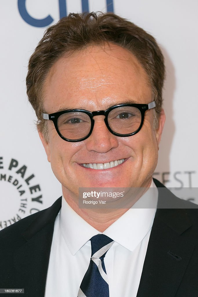 Actor <a gi-track='captionPersonalityLinkClicked' href=/galleries/search?phrase=Bradley+Whitford&family=editorial&specificpeople=208793 ng-click='$event.stopPropagation()'>Bradley Whitford</a> arrives at PaleyFestPreviews Fall TV ABC's 'Trophy Wife' And 'Back In The Game' at The Paley Center for Media on September 10, 2013 in Beverly Hills, California.