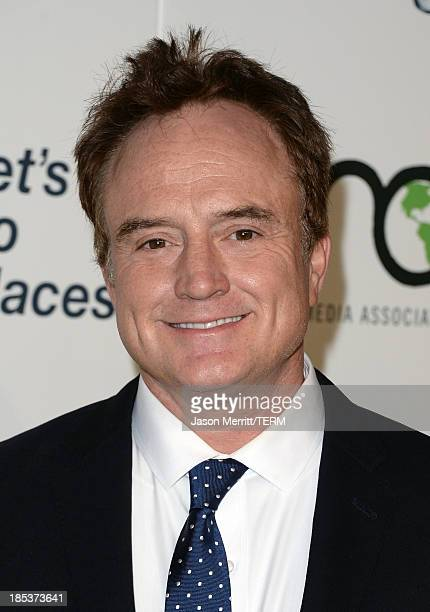 Actor Bradley Whitford arrives at the 23rd Annual Environmental Media Awards presented by Toyota and Lexus at Warner Bros Studios on October 19 2013...