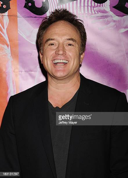 Actor Bradley Whitford arrives at the 'CBGB' Special Screening at ArcLight Cinemas on October 1 2013 in Hollywood California