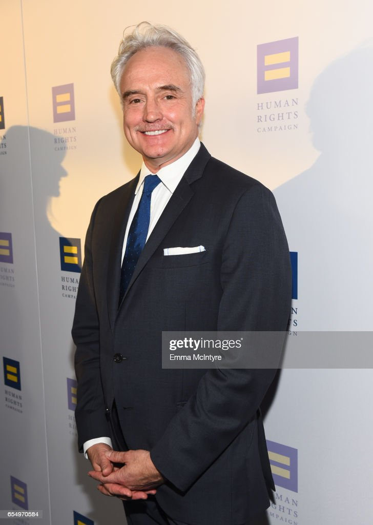 Actor Bradley Whitford at The Human Rights Campaign 2017 Los Angeles Gala Dinner at JW Marriott Los Angeles at L.A. LIVE on March 18, 2017 in Los Angeles, California.
