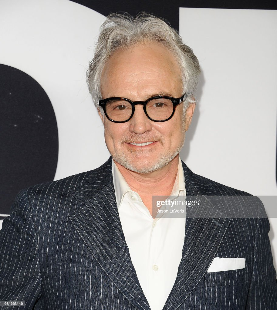 Actor Bradley Whitford attends a screening of 'Get Out' at Regal LA Live Stadium 14 on February 10, 2017 in Los Angeles, California.
