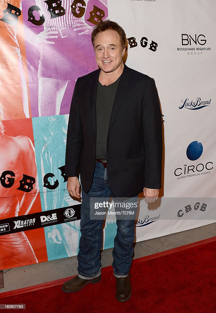 Actor <a gi-track='captionPersonalityLinkClicked' href=/galleries/search?phrase=Bradley+Whitford&family=editorial&specificpeople=208793 ng-click='$event.stopPropagation()'>Bradley Whitford</a> attends a screening of Xlrator Media's 'CBGB' at ArcLight Cinemas on October 1, 2013 in Hollywood, California.