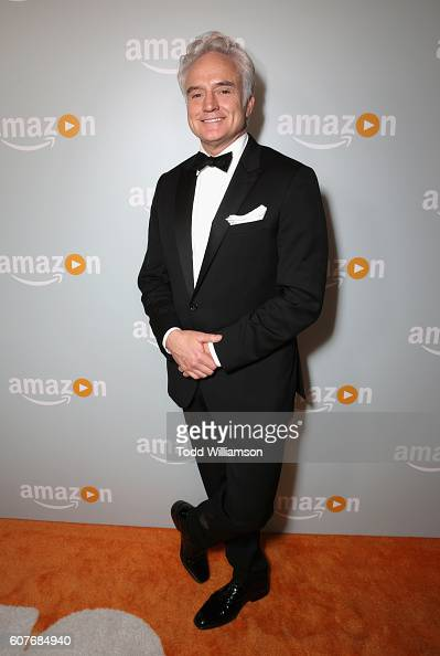 Actor Bradley Whitford attends Amazon's Emmy Celebration at Sunset Tower Hotel West Hollywood on September 18 2016 in West Hollywood California