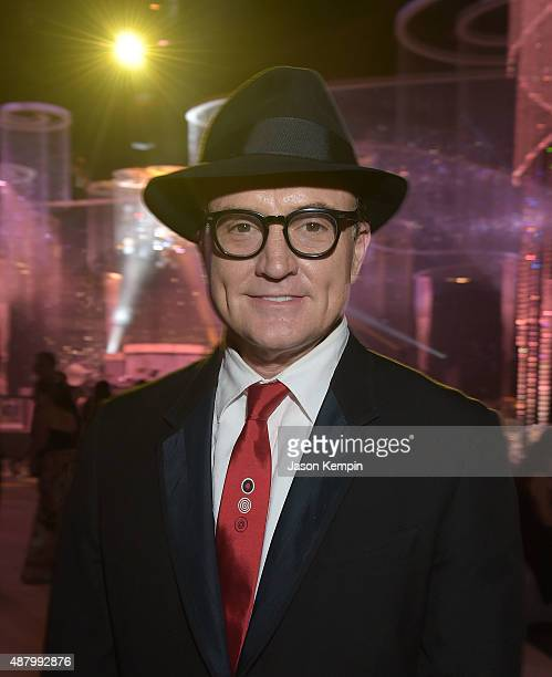 Actor Bradley Whitford attends the 2015 Creative Arts Emmy Awards Governors Ball at Microsoft Theater on September 12 2015 in Los Angeles California