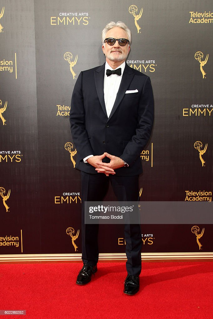 Actor Bradley Whitford attends the 2016 Creative Arts Emmy Awards held at Microsoft Theater on September 10, 2016 in Los Angeles, California.