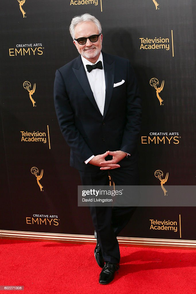 Actor Bradley Whitford attends the 2016 Creative Arts Emmy Awards Day 1 at the Microsoft Theater on September 10, 2016 in Los Angeles, California.