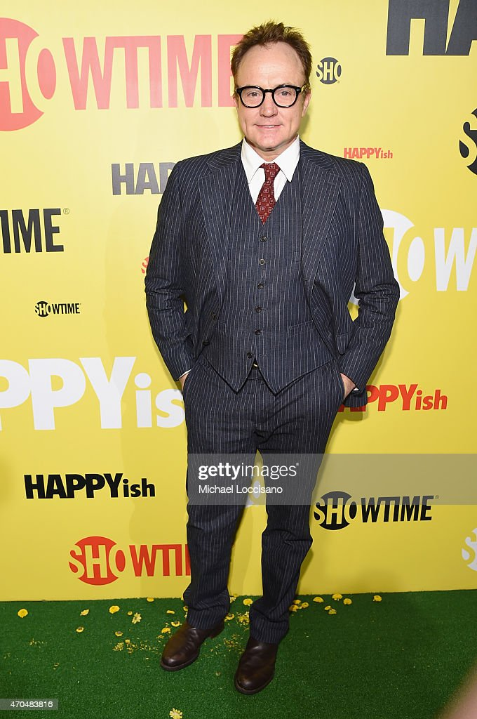 """The SHOWTIME Premiere Of The Original Comedy Series """"HAPPYish"""""""