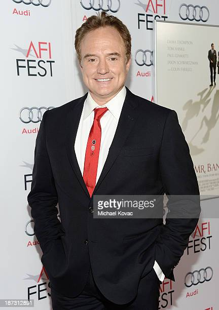 Actor Bradley Whitford attends the premiere of Walt Disney Pictures' 'Saving Mr Banks' during AFI FEST 2013 presented by Audi at TCL Chinese Theatre...
