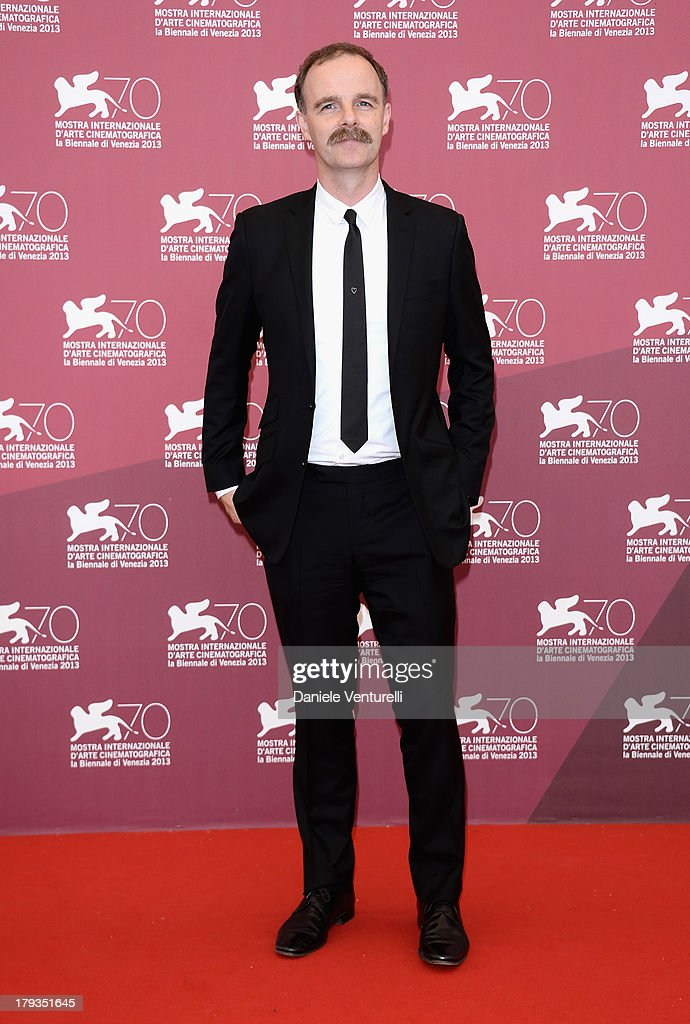 Actor Brían F. O'Byrne attends 'Medeas' Photocall during the 70th Venice International Film Festival at Palazzo del Casino on September 2, 2013 in Venice, Italy.
