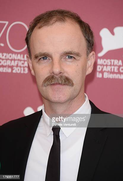 Actor Brían F O'Byrne attends 'Medeas' Photocall during the 70th Venice International Film Festival at Palazzo del Casino on September 2 2013 in...
