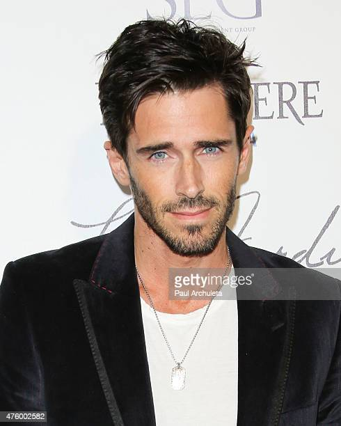 Actor Brandon Beemer attends the Grand Opening Party of the Le Jardin Outdoor Lounge at Le Jardin on June 4 2015 in Hollywood California