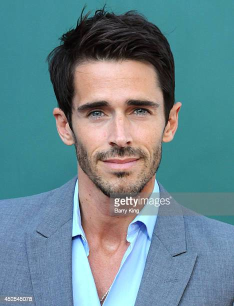 Actor Brandon Beemer attends the Hallmark Channel and Hallmark Movie Channel's 2014 Summer TCA Party on July 8 2014 in Beverly Hills California