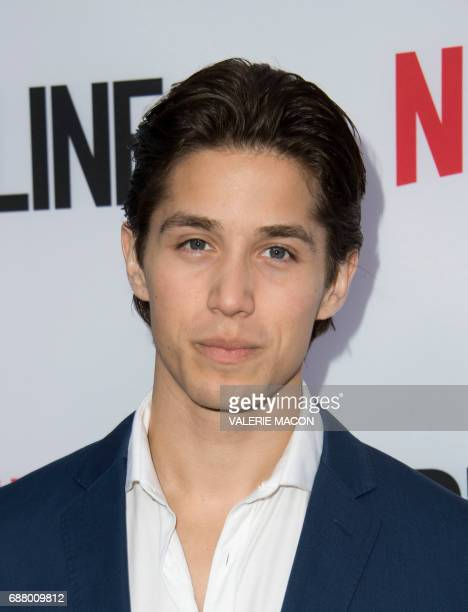 Actor Brandon Larracuente attends Netflix's 'Bloodline Season 3' Special Screening Premiere on May 24 in Culver City California / AFP PHOTO / VALERIE...