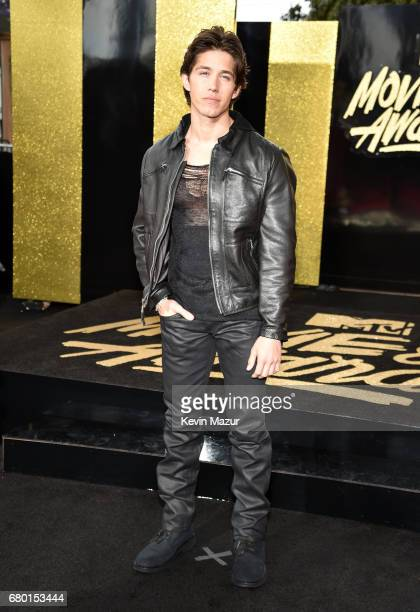 Actor Brandon Larracuente attends the 2017 MTV Movie And TV Awards at The Shrine Auditorium on May 7 2017 in Los Angeles California