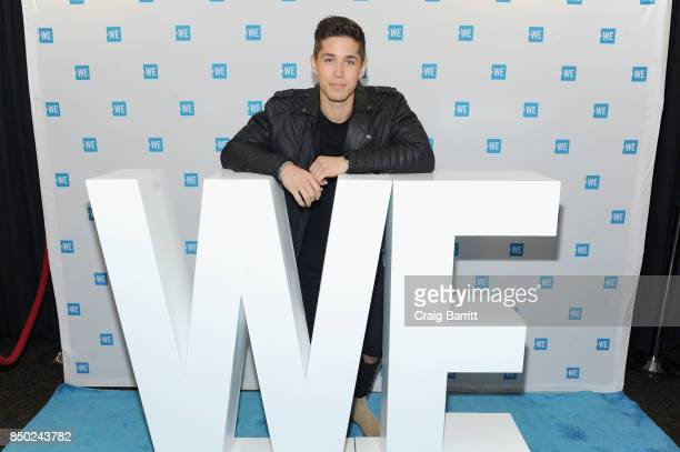 Actor Brandon Larracuente attends the WE Day UN at The Theater at Madison Square Garden on September 20 2017 in New York City