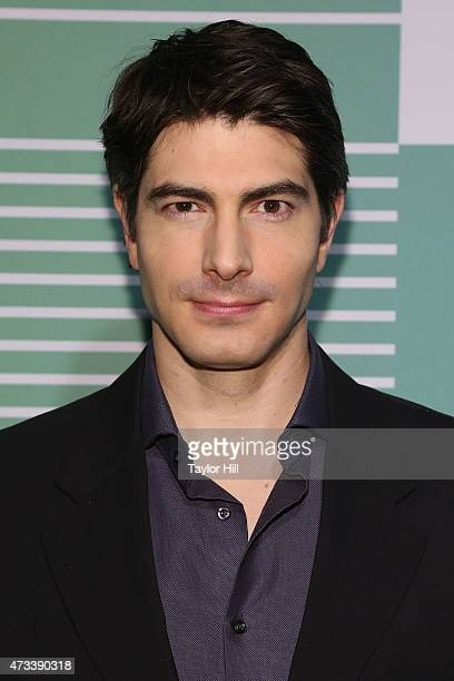 Actor Brandon Routh attends the CW Network's New York 2015 Upfront Presentation at The London Hotel on May 14 2015 in New York City