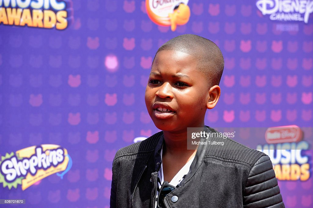Actor Brandon Severs attends the 2016 Radio Disney Music Awards at Microsoft Theater on April 30, 2016 in Los Angeles, California.