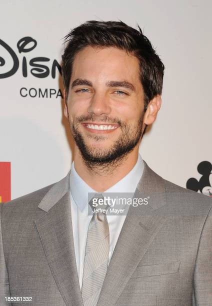Actor Brant Daugherty attends the 9th Annual GLSEN Respect Awards held at the Beverly Hills Hotel on October 18 2013 in Beverly Hills California
