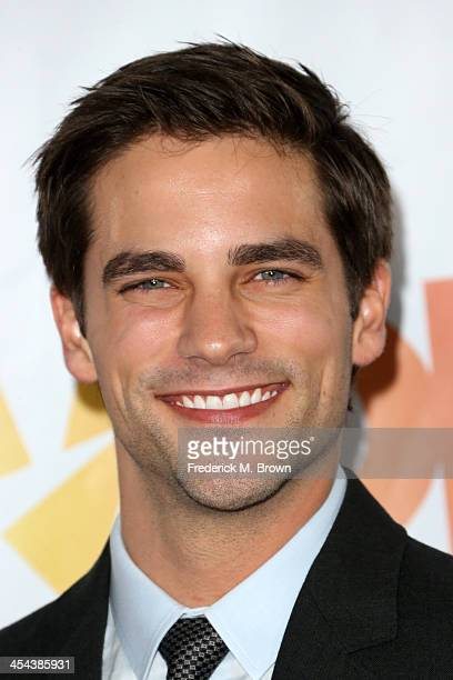 Actor Brant Daugherty attends 'TrevorLIVE LA' honoring Jane Lynch and Toyota for the Trevor Project at Hollywood Palladium on December 8 2013 in...