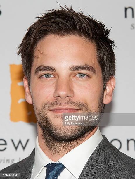 Actor Brant Daugherty hosts New Horizons' Gala Fundraiser at Los Calamigos Ranch on April 18 2015 in Burbank California