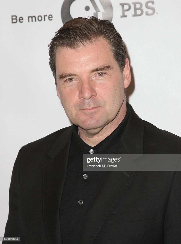 Actor Brendan Coyle attends the Masterpiece Classic 'Downton Abbey, Season 3' panel during day 1 of the PBS portion of the 2012 Summer TCA Tour held at the Beverly Hilton Hotel on July 21, 2012 in Beverly Hills, California.