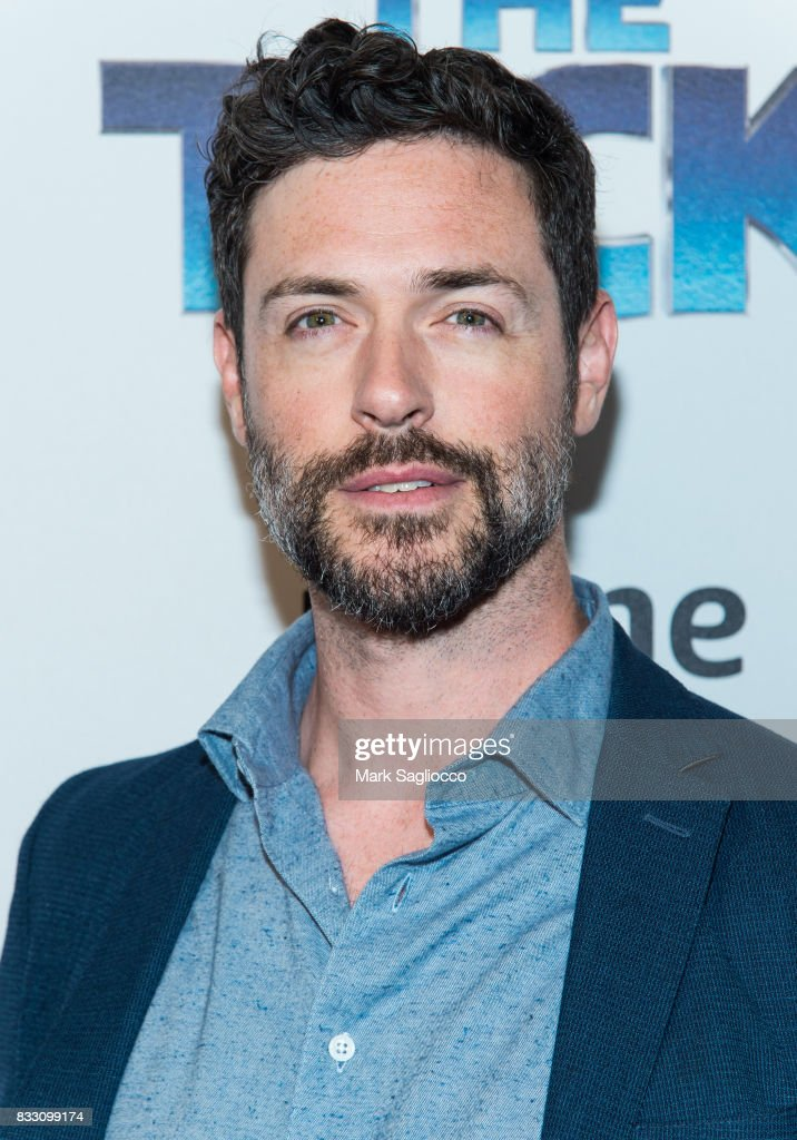 Actor Brendan Hines attends the 'The Tick' Blue Carpet Premiere at Village East Cinema on August 16, 2017 in New York City.