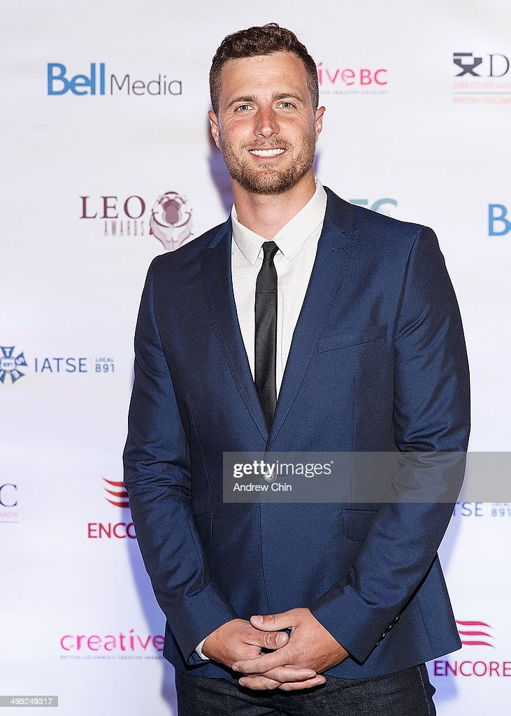 Actor Brendan Penny attends the 2014 Leo Awards - Gala Awards Ceremony at Fairmont Hotel Vancouver on June 1, 2014 in Vancouver, Canada.